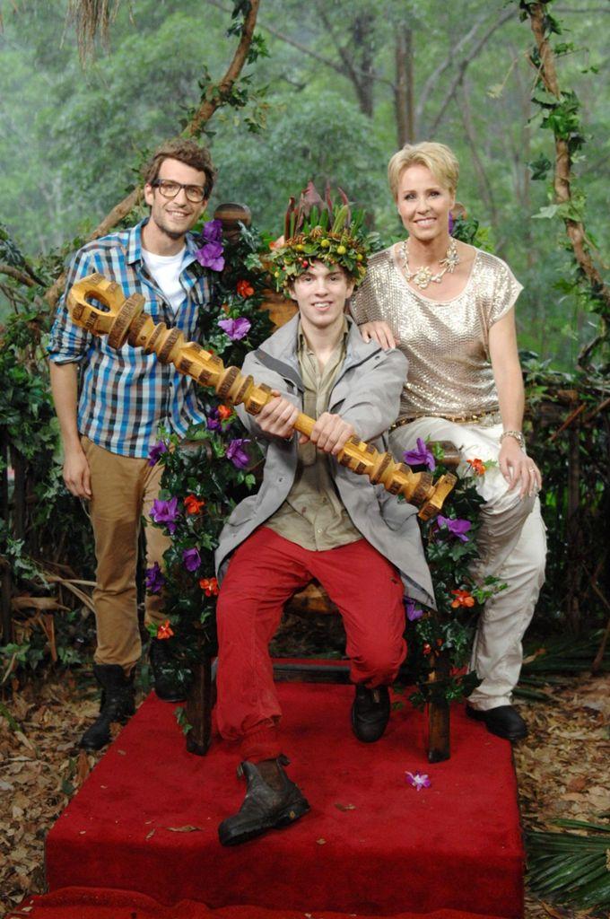 X Bay Hat Mit Dschungelcamp Sieger Joey Heindle Gesprochen Ein
