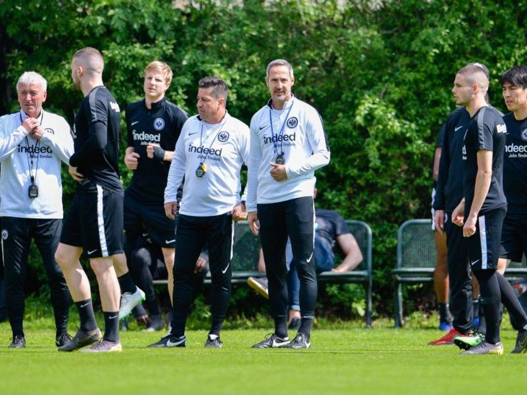 Europa League Halbfinale: Finale als Ziel: Eintracht sieht