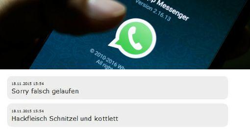 Whatsapp nummern von 16 jährigen 2016