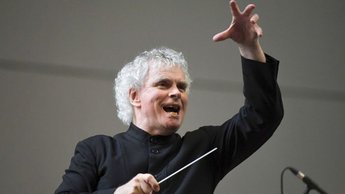 Erst Berlin, nun London: Dirigent Simon Rattle wird 65