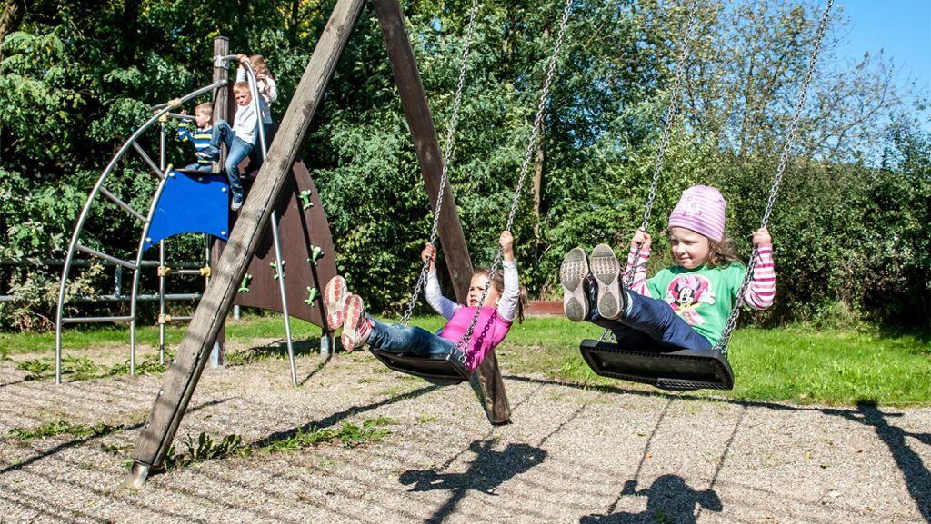 Klettergerüst Sportana : Klettergerüst test spielgeräte aus massivholz für ihren garten