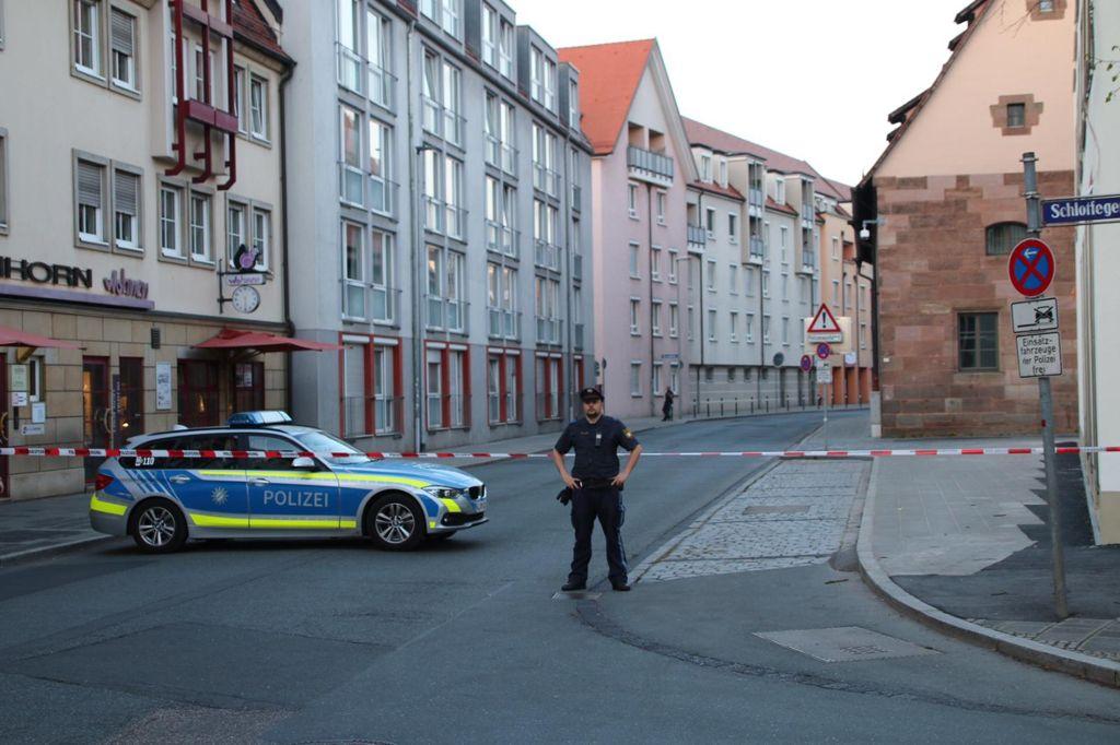 Bombenalarm Frankfurt Heute