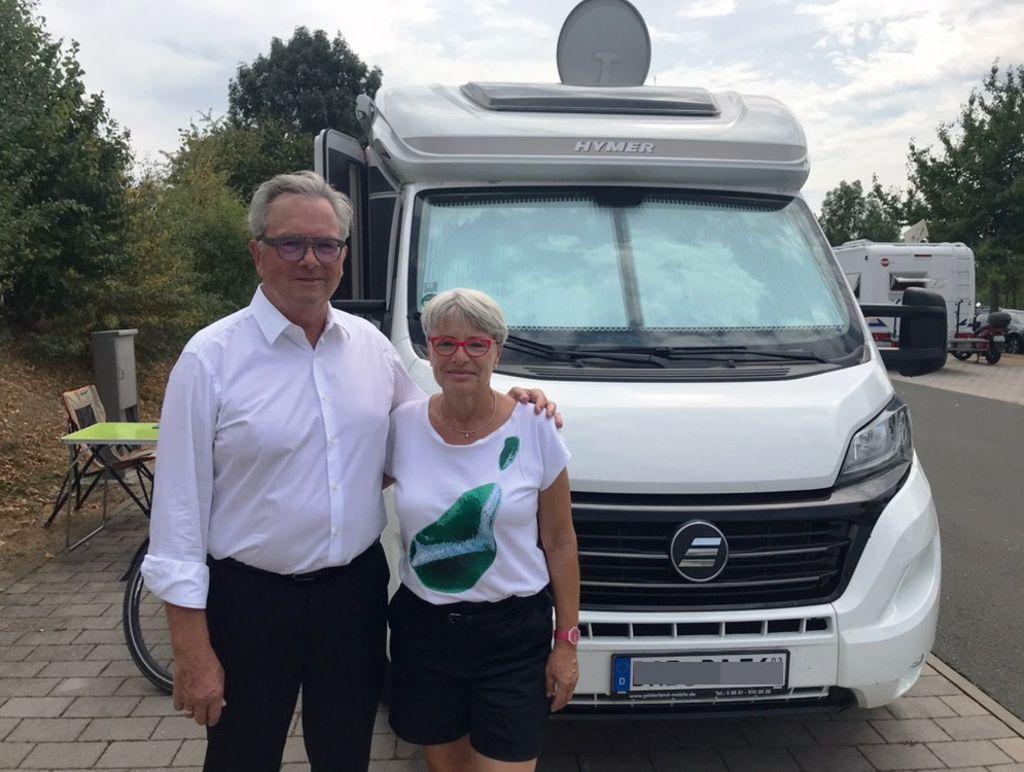 Unterwegs mit dem Wohnmobil: Camper entdecken Bayreuth für sich ...