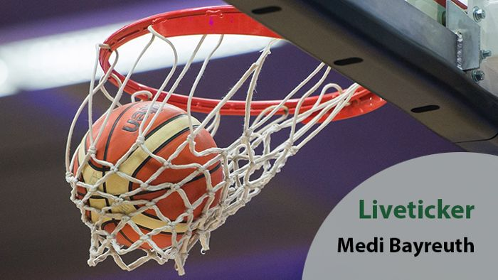 Liveticker: Medi Bayreuth vs. EWE Baskets Oldenburg