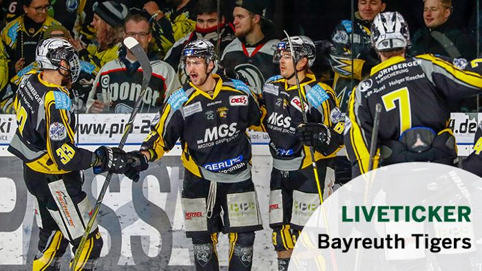Liveticker: EC Kassel Huskies vs. Bayreuth Tigers