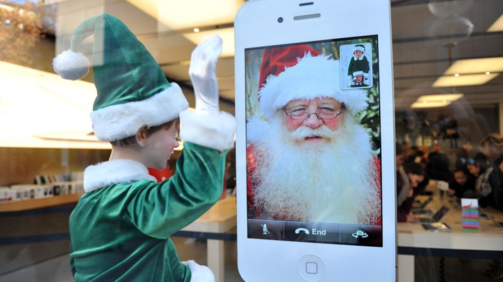 Smartphone-Regeln an Weihnachten - Deutschland und Welt ...