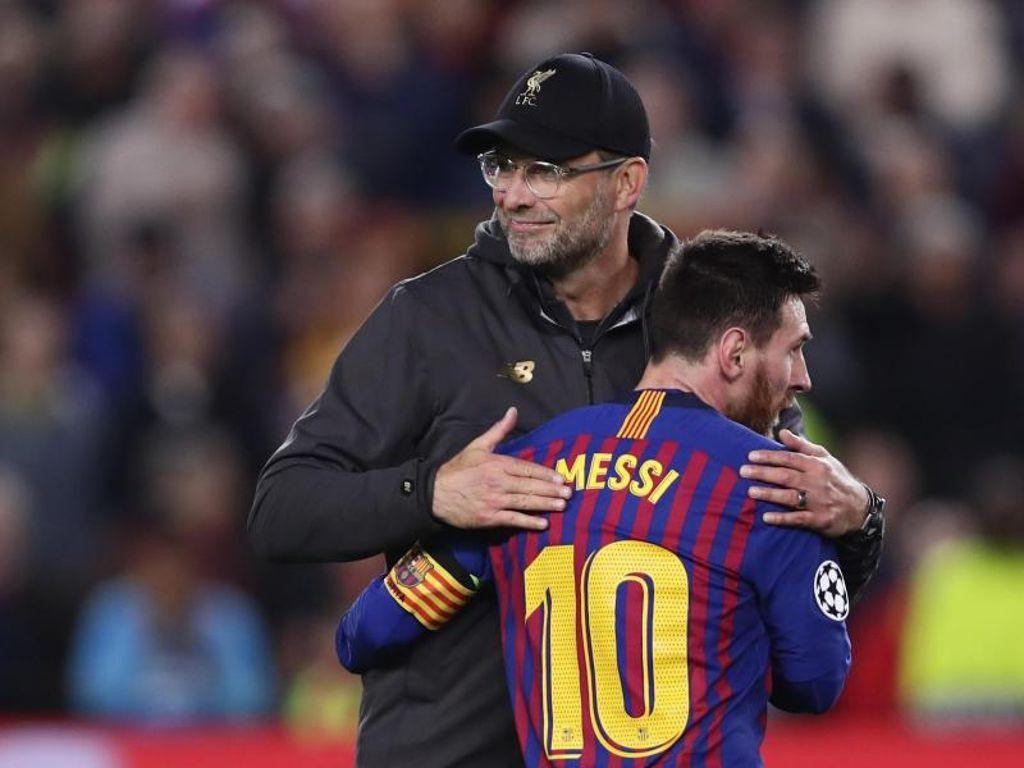 Champions League: Was ein Schuss, verrückt Klopp würdigt