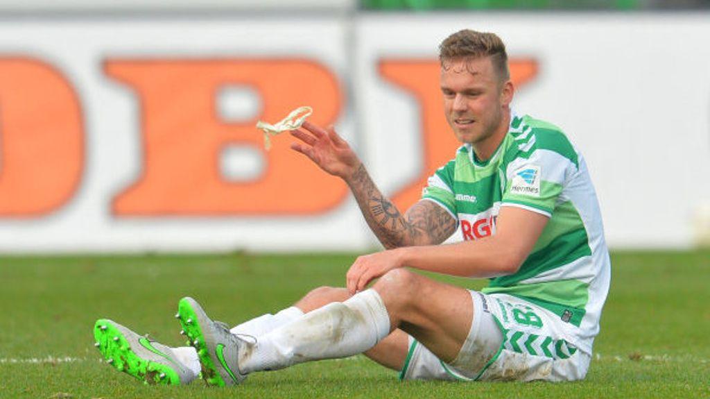 Greuther Fürth Entschuldigt Sich Bei Rb Leipzig News