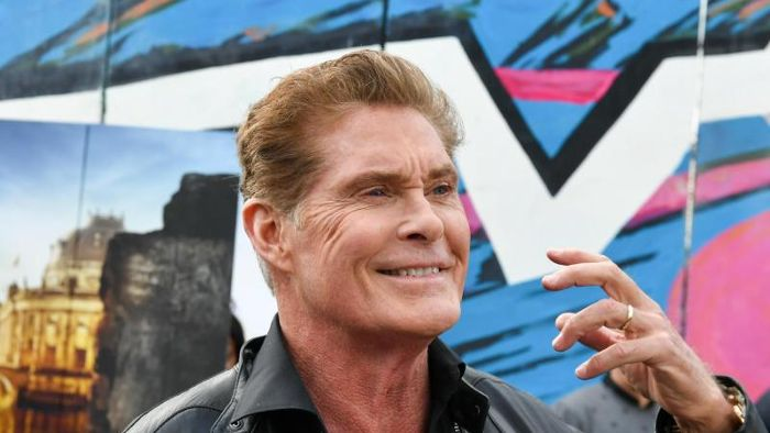 «Looking for Freedom»: David Hasselhoff feiert sein Mauer-Jubiläum