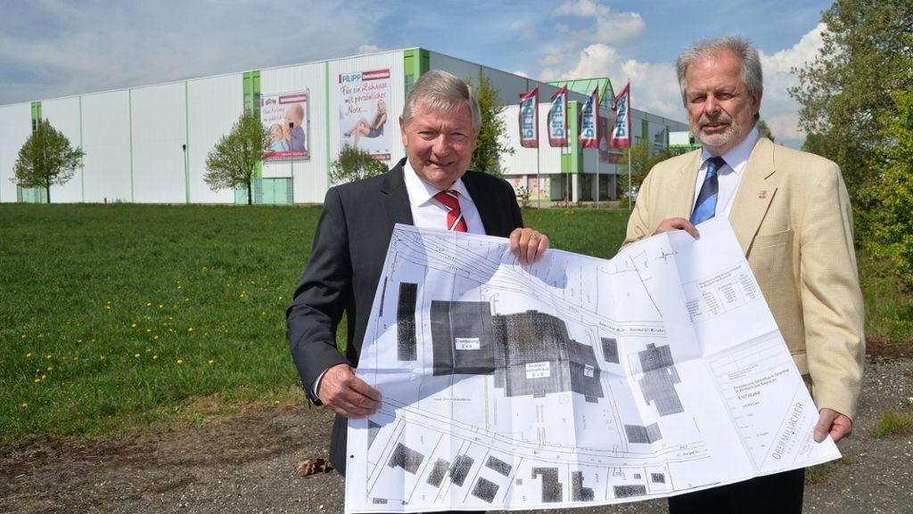 Erweiterung Bringt 100 Neue Arbeitsplätze Möbel Pilipp Investiert