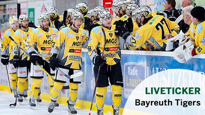 Liveticker: EC Bad Nauheim vs. Bayreuth Tigers