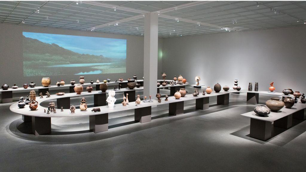 Neue Sammlung In München Afrikanische Keramikkunst Wird
