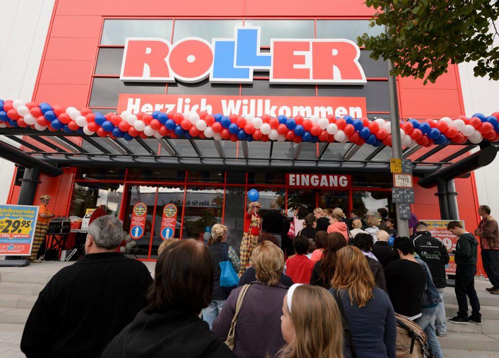 Bayreuther Möbelmarkt Wird Neu Aufgerollt Möbel Roller Sorgt Am