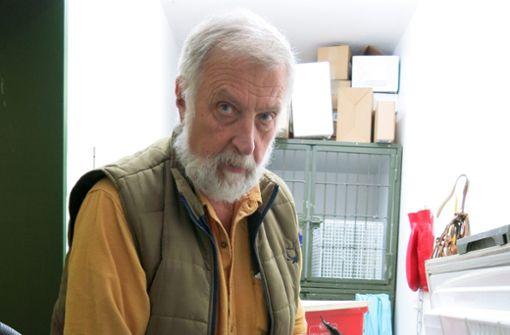 Tierarzt und Stadtrat: Dr. Helmut Zartner. Foto: Archiv