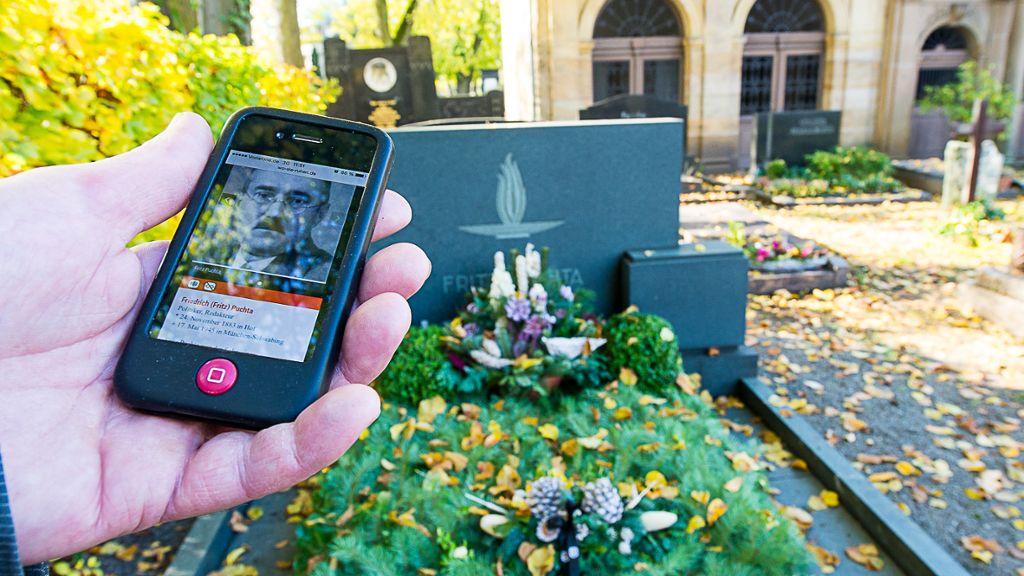 Friedhof App