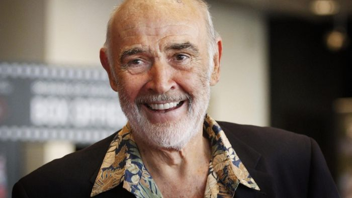 Legende: Sean Connery ist tot