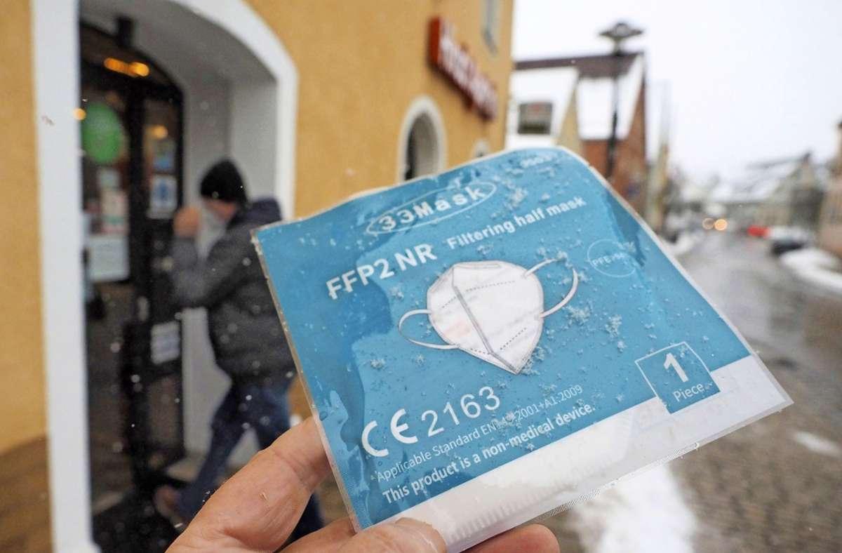 Verschärfte Maskenpflicht: Diese Corona-Regeln gelten ab Montag in Baden-Württemberg