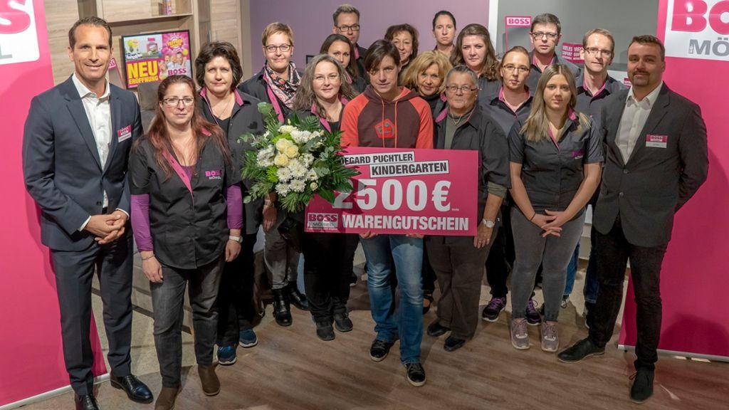 Möbel Boss Umbau Läuft Auf Vollen Touren Bayreuth