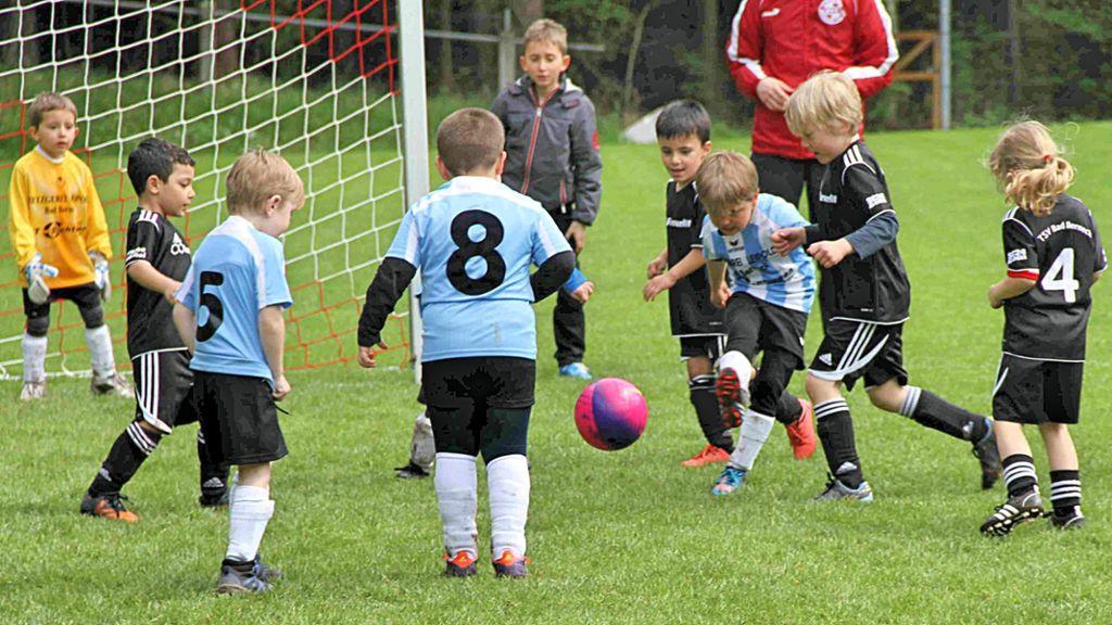 Spass Auch Fur Talentfreie Kinderfussball Reform Entfacht
