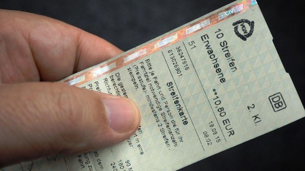Vgn Fahrkarten Werden Teurer Wirtschaft Nordbayerischer